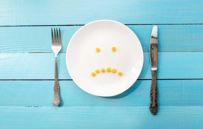 mangiare prima dell'allenamento