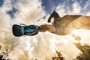 fitness outdoor montagna