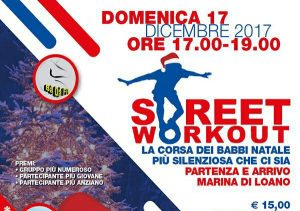 street workout loano