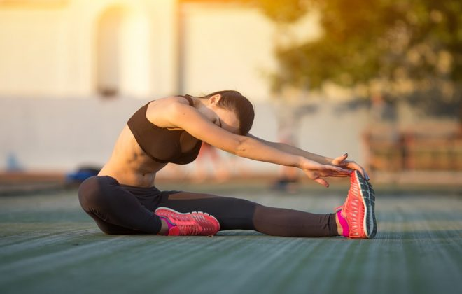 aerobica funzionale outdoor