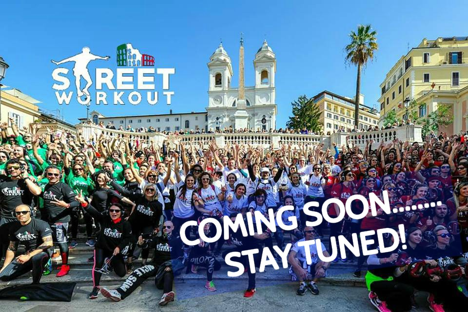 Street Workout Malta