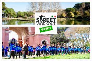 Street Workout Green Villa Ada