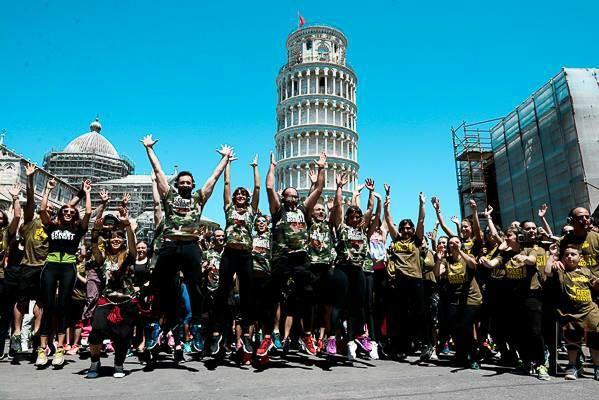 Street Workout Pisa
