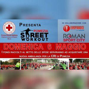 Street Workout Pomezia