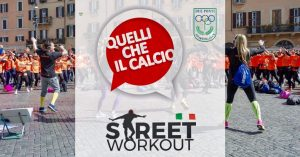 street workout quelli che