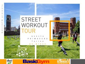 street workout tour