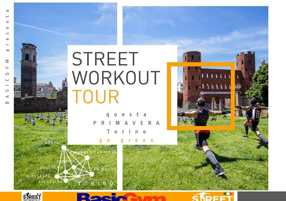 street workout tour