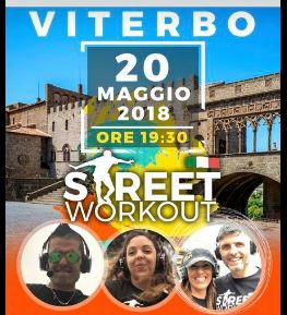 Street Workout Viterbo