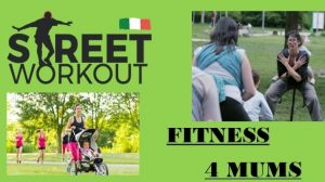 Street Workout Fitness 4 MUMS