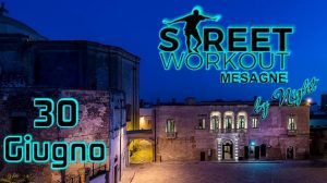 Street Workout Mesagne