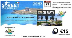 Street Workout Long Beach Brindisi