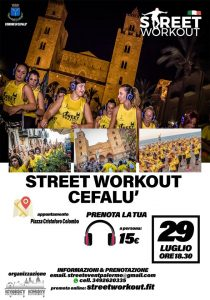 "Street Workout ""Cefalù"""