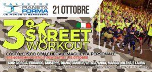 Street Workout Aprilia