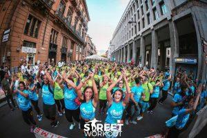 Street Workout Christmas Palermo