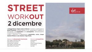 Street Workout Virgin Active Fori Imperiali