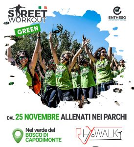 Street Workout Green Rhywalk Napoli
