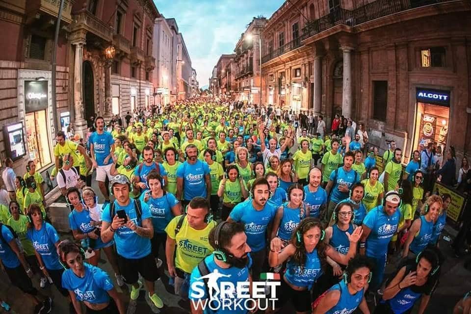 Street Workout Palermo