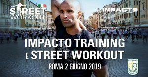 street workout e impacto