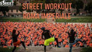 Street Workout Roma Imperiale Giugno 2019