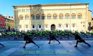 Street Workout Parma