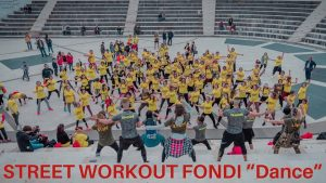 Street Workout Fondi