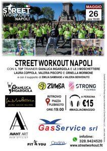 Street Workout Napoli