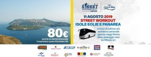 Street Workout Isole Eolie