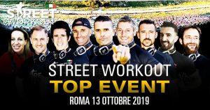 Street Workout Roma Raduno