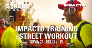 Street Workout Colosseo con Impacto Training