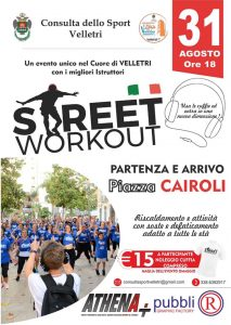 Street Workout Velletri