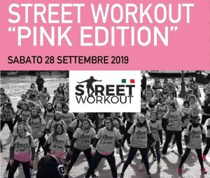 Street Workout Genova in Rosa