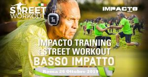 street workout basso impacto