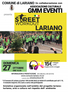 street workout lariano