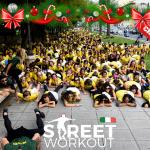Street Workout Pisa Christmas Edition