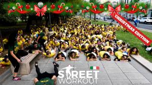 Street Workout Livorno Natale 2019