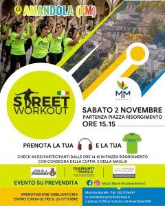 Street Workout Amandola