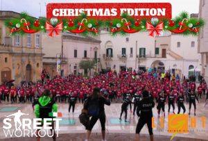 street workout matera natale 2019