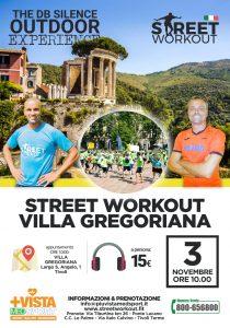 street workout tivoli