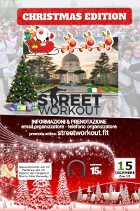 Street Workout Roma Natale