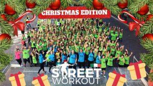 "Street Workout Civita Castellana ""Christmas Edition"""