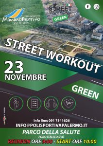 street workout green palermo