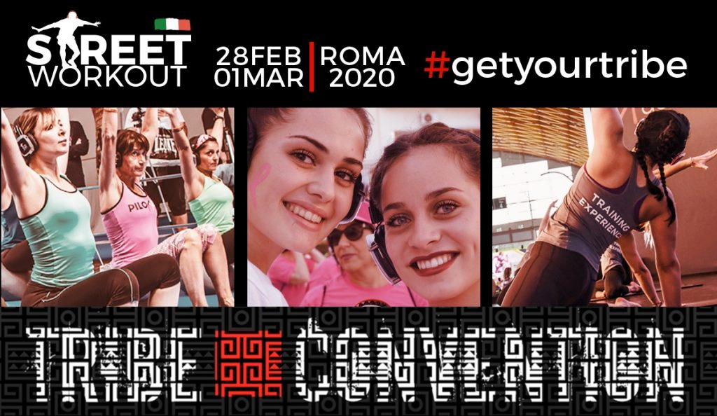 Street Workout glp tribe convention