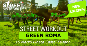 Street Workout Green Roma Ostia
