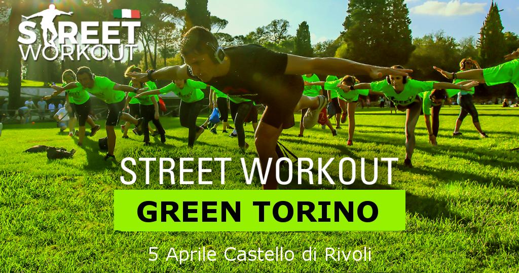 Street Workout Green Torino