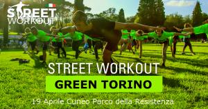 Street Workout Green Torino Cuneo