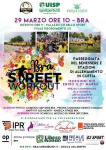 Street Workout Bra