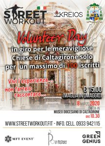 Street Workout Caltagirone