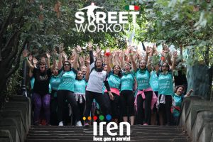 Street Workout Art Firenze Iren Luce Gas e Servizi