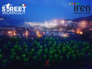 Street Workout La Spezia Iren luce e gas