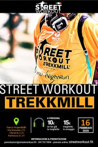 street workout trekkmill
